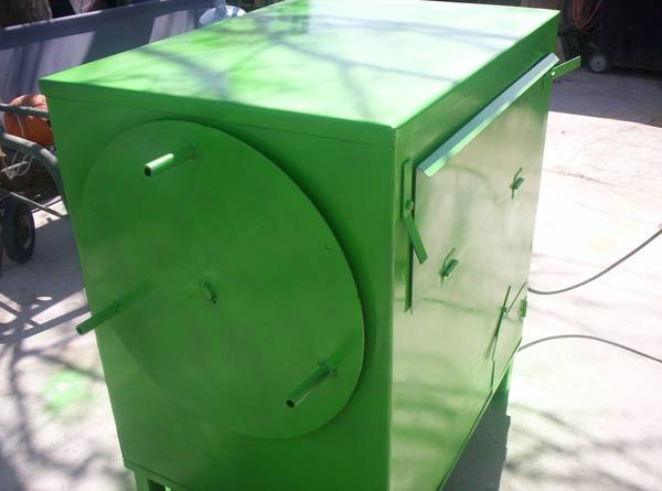 PORTABLE CORN ROASTERS - $1600 (Roswell,new mexico)