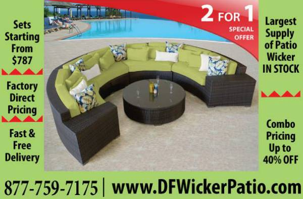 gt  gt  gt   Patio Daybeds For Less lt  lt  lt   In Southwest Tx  at home delivery