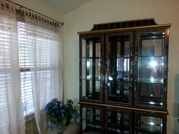 Asian Curion China Cabinet -   x0024 2000  Southwest San Antonio  Texas