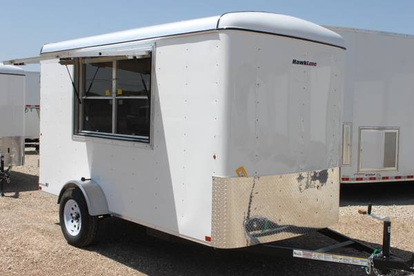 New Concession Trailers -   x0024 3500  DFW
