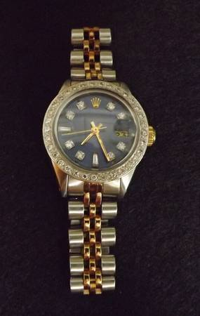 Women s Rolex Watch -  4300  Dallas Northwest Highway Midway Rd