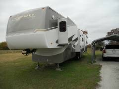 2006 KZ Escalade 5th wheel 36ft   Wills Point Texas