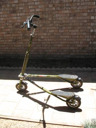 Trikke T8 Air Green - $349 (Midland)