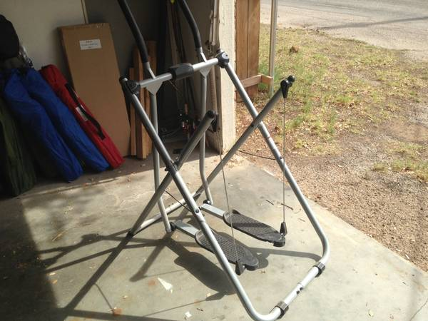 Gazelle Elliptical work out machine - $40 (Midland, TX)