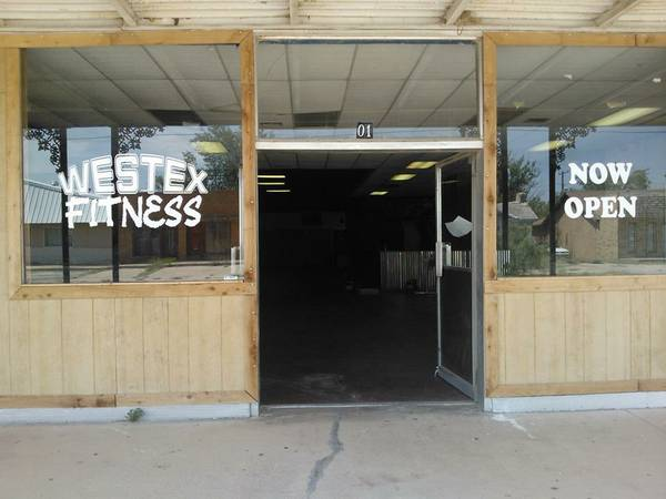 WESTEX FITNESS Strength amp  Conditioning Classes  BIG SPRING