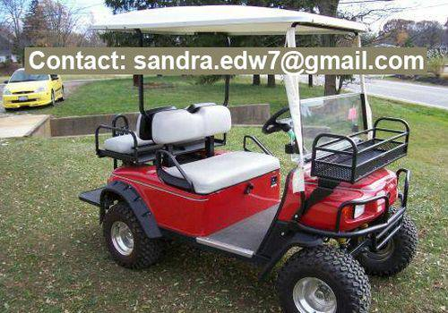 Freedom Ez-Go Golf Cart Gas Workhorse REDUCED at 1897     this week  san angelo