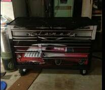 snap on classic 78 with glomad - $4000 (poolville)