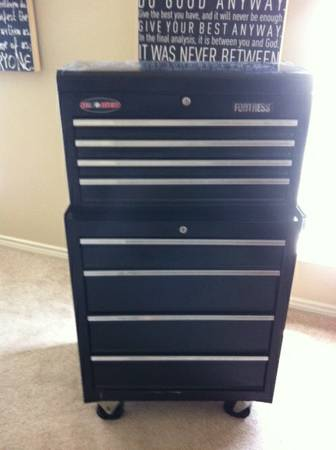 Craftsman Ball Bearing Tool Chest Combo - $125 (Odessa)