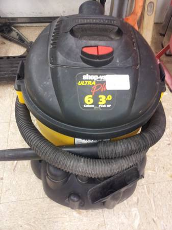 Shop vac ultra plus - $35 (Midland Tx)