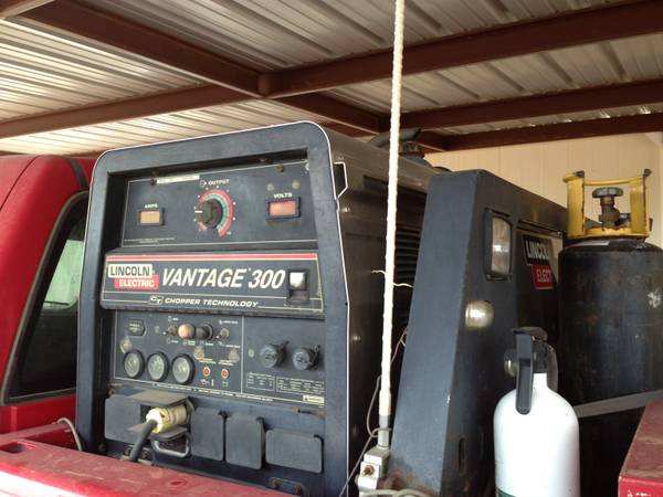 LINCOLN WEDER FOR SALE -  6500  MIDLAND TX