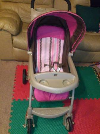 GRACO STROLLER AND ATTACHABLE CAR SEAT  -   x0024 50  SOUTHWEST HOUSTON