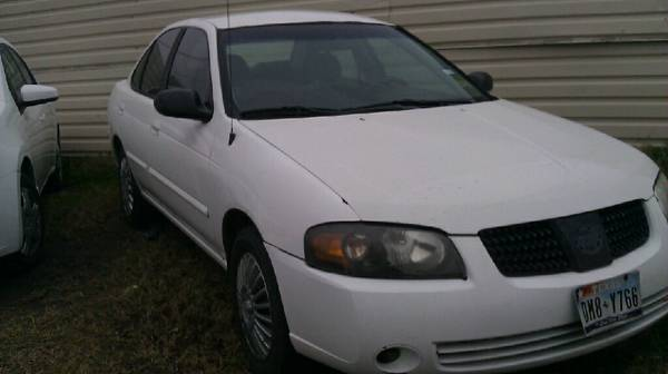 2005 Nissan Sentra  houston