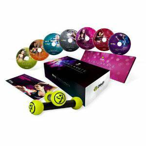 Zumba workout package  -  60  Midland