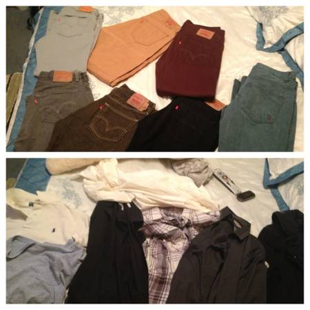 Levi Jeans Express Clothing American Eagle (West Odessa)