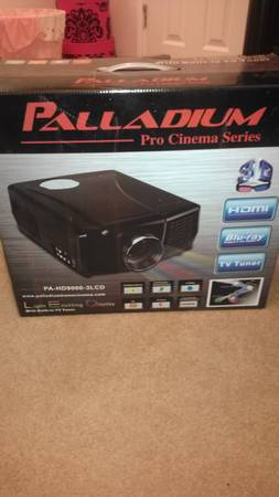 Need to Sale Projector and Screen with extras - $1500 (Midland, Texas)