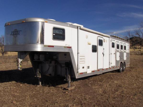 2003 Exiss trailer -   x0024 29500  Mule Creek