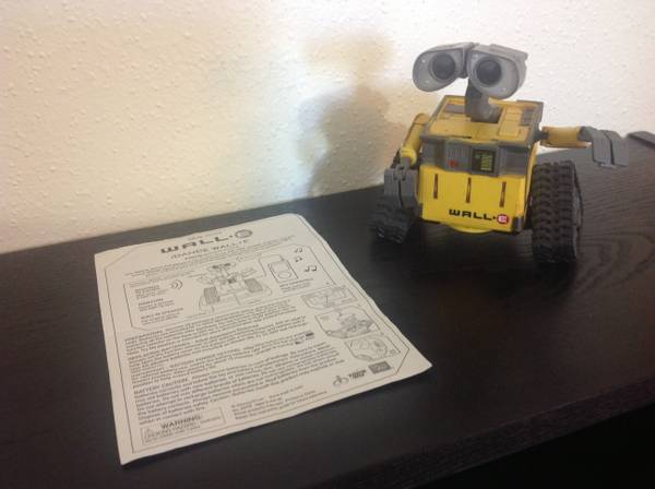 Rare Dancing Wall-E priced to sell  O B O  -  50  Midland TX