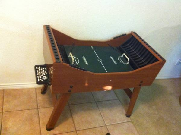 Boccerball Table for sale -  80  Odessa  Tx