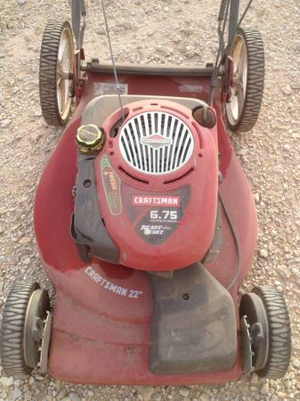 Lawn Equipment (Big Spring, Texas)