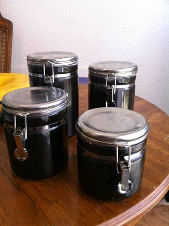 Alco industries canister set -  15  Midland