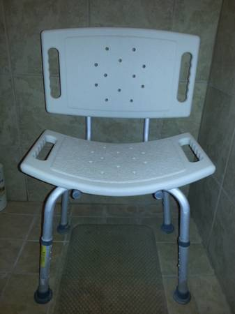 shower chair -  15  Christoval