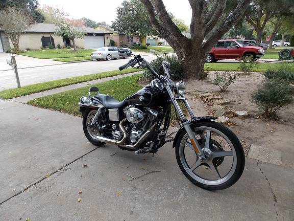 2004 DYNA WIDE GLIDE -For Sale -   x0024 7500  angleton tx