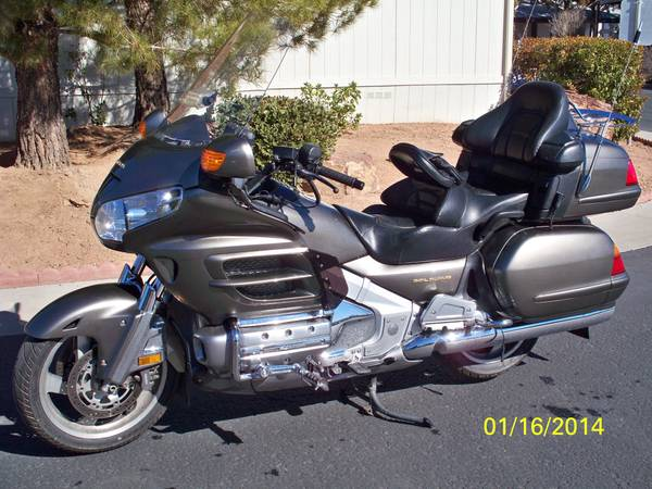 2004 1800 Honda Gold Wing -   x0024 13950  New Mexico