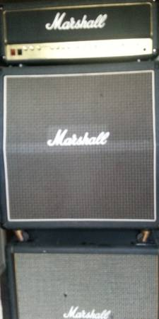 MARSHALL STACKS   amp   AMPEG 1 2 STACK -  2200900  MONAHANS
