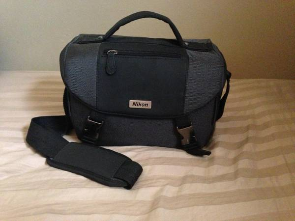 Camera Bag--Bought for  80  -  50