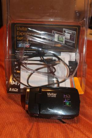 Vivitar Video Camera  Never Used  -  30  Midland