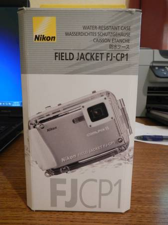 Nikon FJCP1 - waterproof case -  75  Midland
