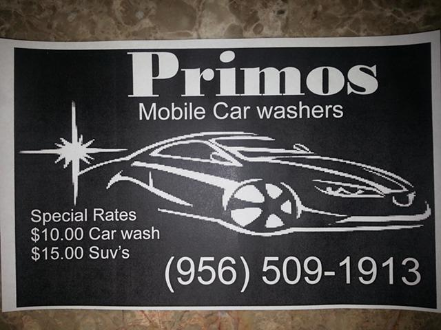 Mobile car washes