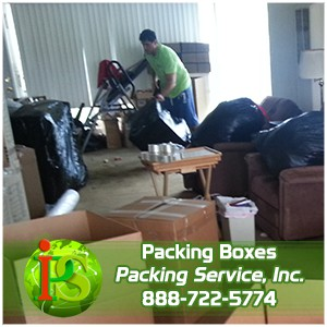 Packing Service  Inc  - Packing Services  Wrapping Furniture  Pack and Palletize in San Antonio  TX