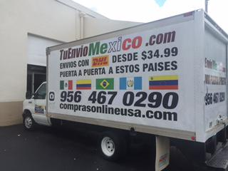 Shipping Business for sale in McAllen TX