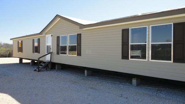 New Manufactured Homes Minimum 575 credit score