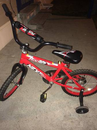 Bicicleta de nino boys bicycle 16   -   x0024 45  Brownsville