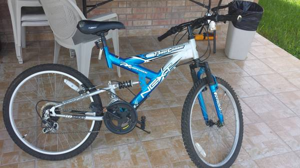 FOR SALE NEXT POWER CLIMBER BICYCLE - $80 (brownsville)