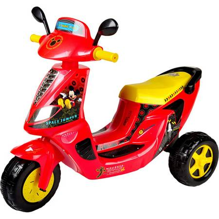 TODDLER MICKEY MOUSE SCOOTER - $45 (BROWNSVILLE, TX )