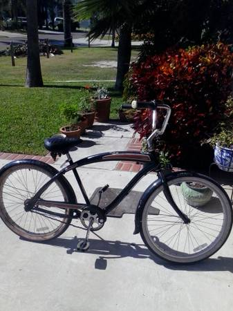 nirve handmade cruiser- needs work - $125 (south padre island)