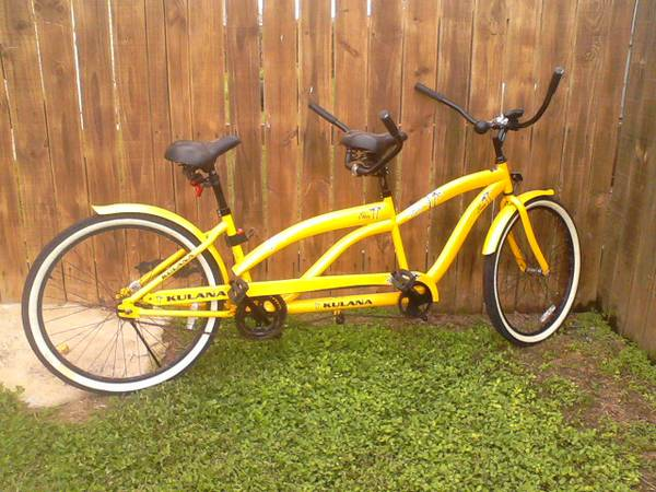 Tandem Bike For Sale -   x0024 200  Laguna Vista