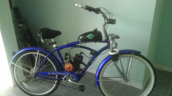 MOTORIZED BICYCLE - $300 (SOUTH PADR ISLAND)