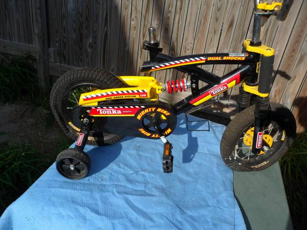 Tonka kids bike - $45 (Harlingen, Texas)
