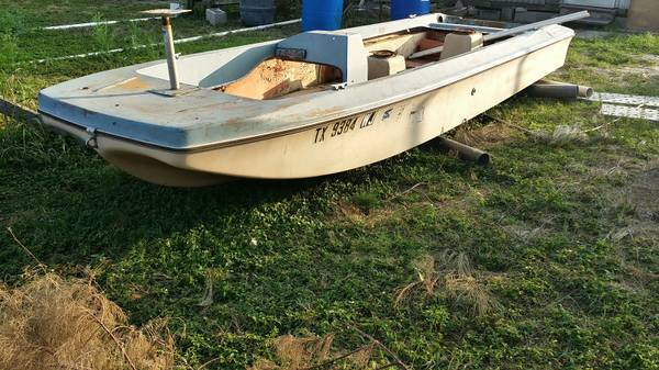 Used Boat For Sale     -   x0024 450  San Benito Texas