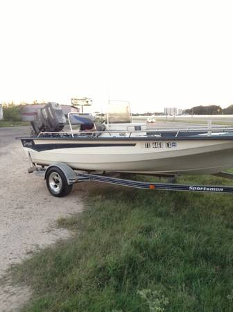 19ft Dargel Fisherman w  115 Suzuki  -   x0024 7500  Mercedes