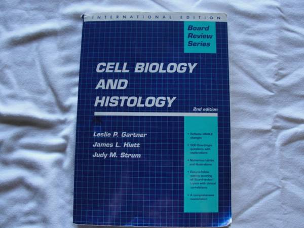 Cell Biology and Histology -   x0024 15  Brownsville