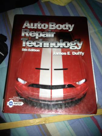 Auto body repair technology from tstc - $150 (La feria)
