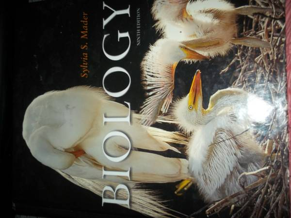 Biology Textbooks  -   x0024 20