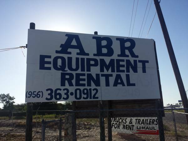 ABR RENTAL Equipment and Sales