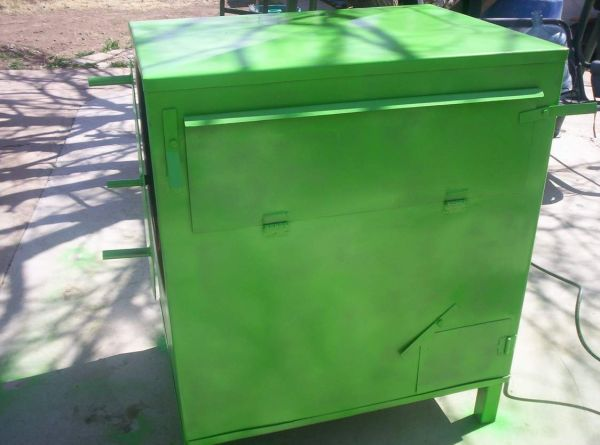 PORTABLE CORN ROASTERS - $1500 (Roswell,new mexico)