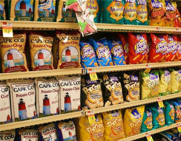 Snyders-Lance Chip Route  Corpus Christi